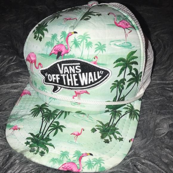 Vans Flamingo Hat. M 5ac80dd46bf5a630007df0f6 dc351263a94